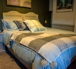 Lackland double en-suite room bed