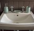 Lenne double en-suite sink