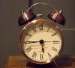 Regis super-king en-suite room clock