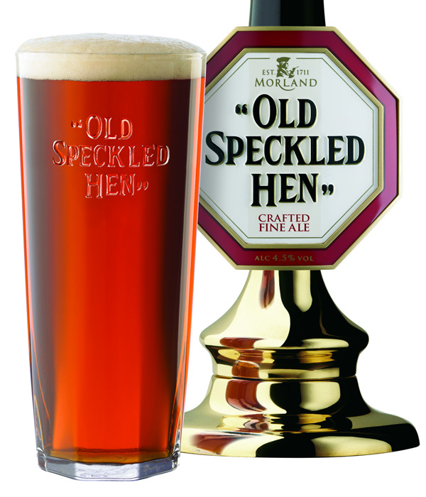 A distinctive rich malty taste bursting with toffee character, fruity aroma and deliciously smooth.